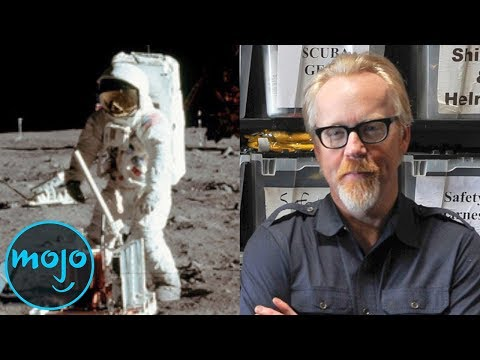 Another Top 10 Myths That Have Been Busted on MythBusters