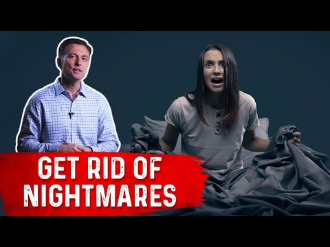 Get Rid of Nightmares with Nutrition