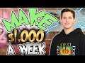 How To Make $1000 A WEEK With SEO