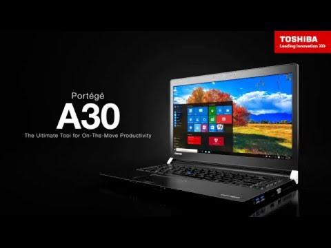 Toshiba Portégé® A30