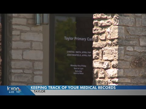 Patients search for medical records after Taylor clinic closes