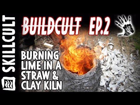 BuildCult Ep.1, Seashell Lime Burn in