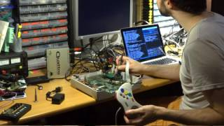 Sega Saturn Cd - Cracked After 20 Years