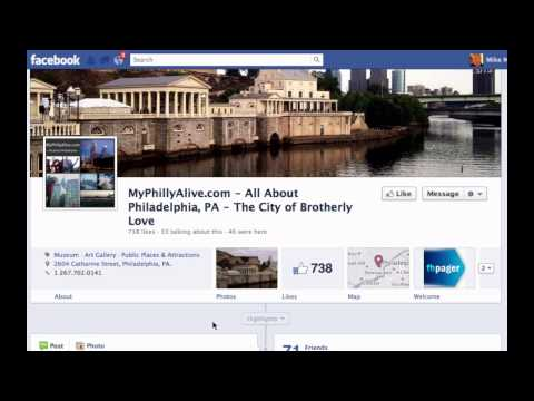 How to filter what you see on a Facebook Page Timeline