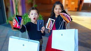 Txunamy & Diezel Get New iPhones!!   Familia Diamond