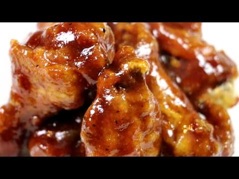 How to Make Spicy Rum Chicken Wings Recipe | Wingsource
