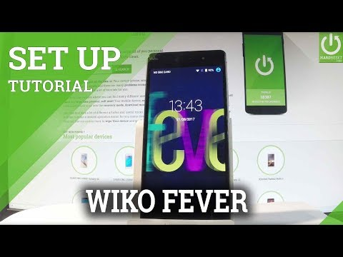 How to Set Up SIM & SD WIKO Fever - Install Micro SIM and SD Card