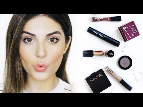 7 Must Haves For Your Makeup Bag | Makeup For Beginners