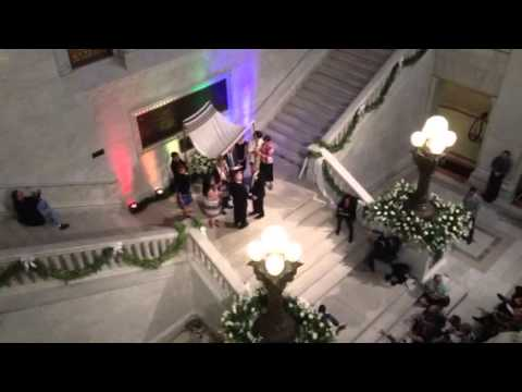 Midnight session Mass Gay Marriage at City hall
