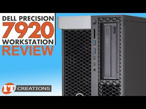 Download Dell Precision 7920 Tower Workstation - REVIEW