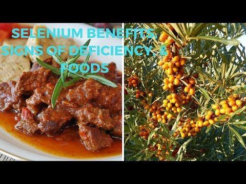 Selenium Benefits, Signs of Deficiency, & Foods
