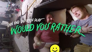 Be Buried Alive or Smash Your Cell Phone   Would You Rather?   Cut