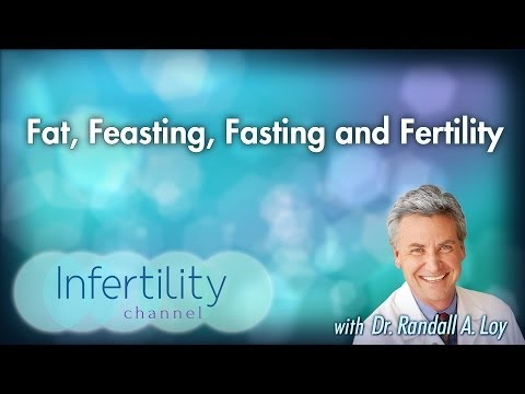 Fat, Feasting, Fasting and Fertility