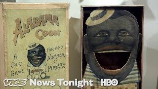 The Nations Biggest Collection Of Racist Objects Are All In A Michigan College Basement (HBO)