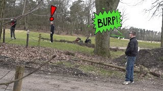 Golf Course Pranks Yanagi Style / They Got Angry!