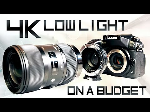 GH4 + Speedbooster + Sigma 18-35 [The ultimate combination]?