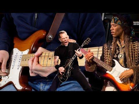 How I Made Metallica Sound Like Hendrix –