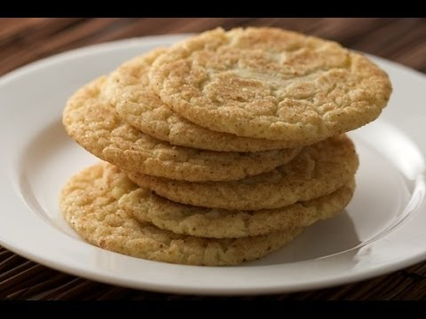 Snickerdoodle Recipe, How to Make Snickerdoodle Cookies