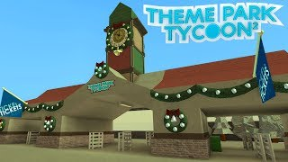 🦄Theme Park Tycoon 2 [Beta] For The Extreme Children