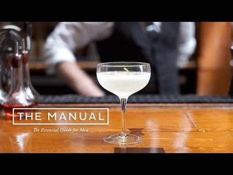 How To Make The Bossa Nova Baby Cocktail - A Refreshing Brazilian Rum Drink