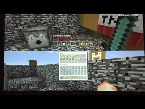Mario map minecraft adventure by Miner MaxTRR and Breaker Ben