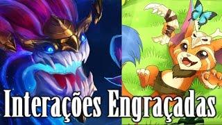 As Falas mais Engraçadas #2 League of Legends