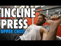 Incline Barbell Press   Upper Chest   How-To Exercise Tutorial