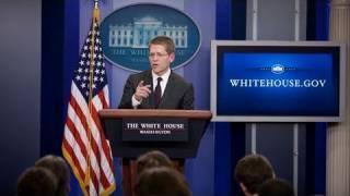 3/16/11: White House Press Briefing