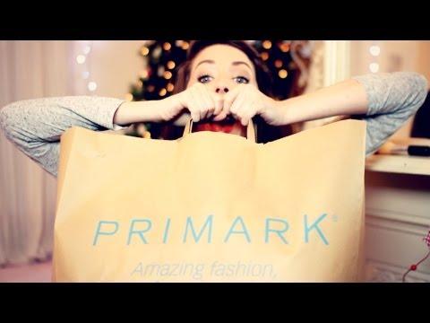 Winter Primark Haul | Zoella