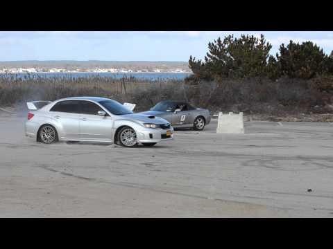 Subaru WRX STI Honda S2000 AP1 Drifting 2012 Thanksgiving Day Drift S2KI Metro Billman250 10 of 17