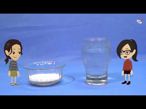 Saturated Solution - Can water dissolve any amount of substance? Class 6 Science