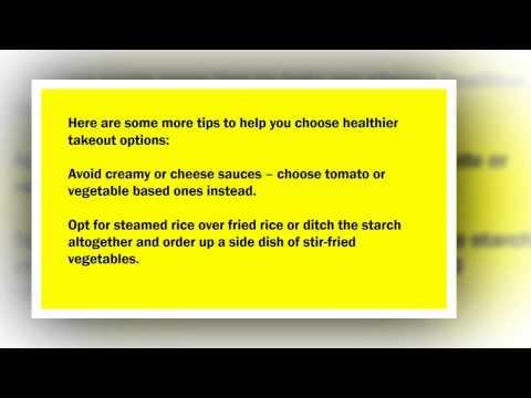 Fast Diet Fixes-Fast Food