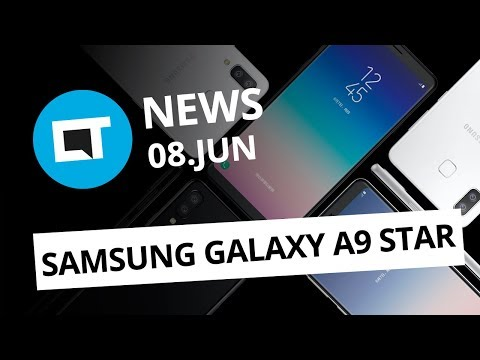 Galaxy A9 Star; Streaming de games do Facebook; Novidades no Instagram [CT News]
