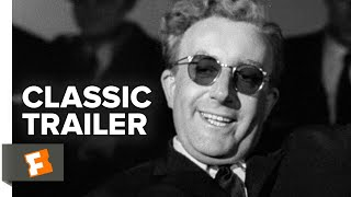 Dr. Strangelove (1964) Trailer #1   Movieclips Classic Trailers