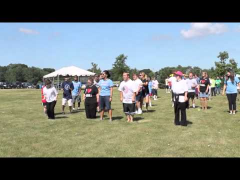WDSRA Flashmob July 25, 2011