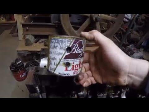 Caterpillar Pony Motor