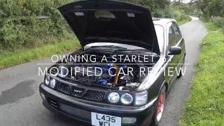 Toyota starlet 4EFTE rebuild - she lives once more! - PakVim