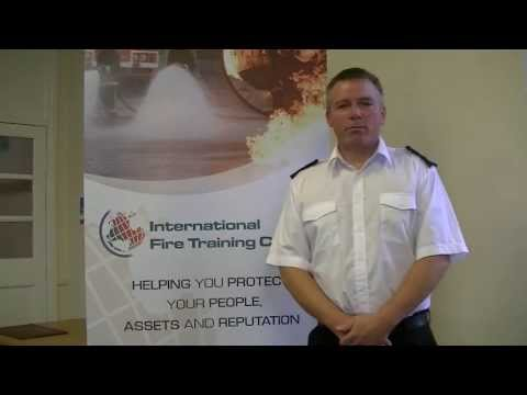 London Ashford's Steve Everest talks about his time on secondment at IFTC