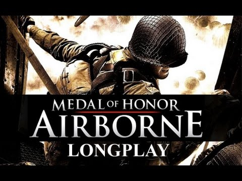 Medal of Honor: Airborne longplay (PC, PS3, XBOX360)
