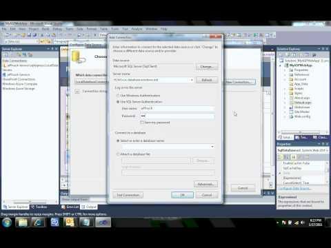 On-premise web app  to SQL Azure integration