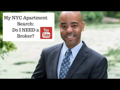 My NYC Apartment Search: Do I NEED a Broker?