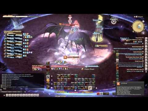 FFXIV Second Coil of Bahamut Turn 4 (Turn 9) clear