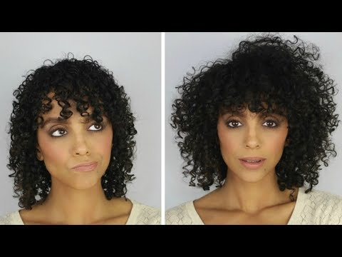MY BIG CURLY HAIR ROUTINE FOR FINE CURLS | DISCOCURLSTV