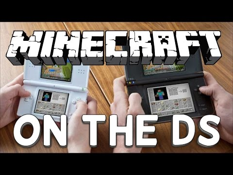 Minecraft on The DS?! - A Short Review