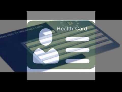 insurance health card