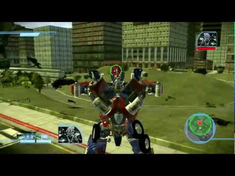 Transformers: The Game Walkthrough: Autobots - The Ultimate Doom
