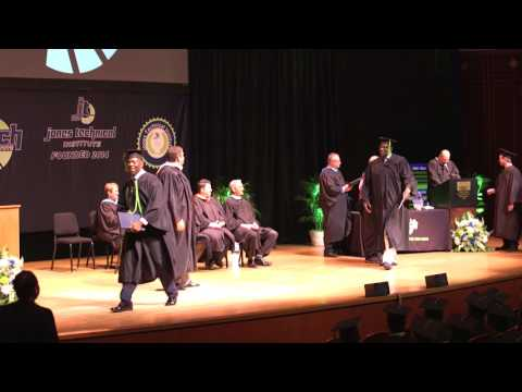 2017 Second Annual Commencement
