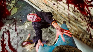 Dying Light - Zombie Parkour POV