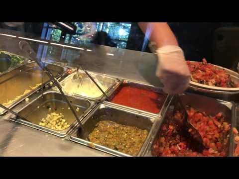 Large Portion Chipotle Burrito Bowl