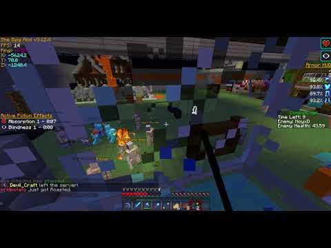 Strongest Pinoy Zone's Town Wars | Minecraft |
